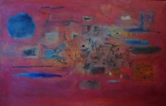 Foudre by Wou-Ki Zao