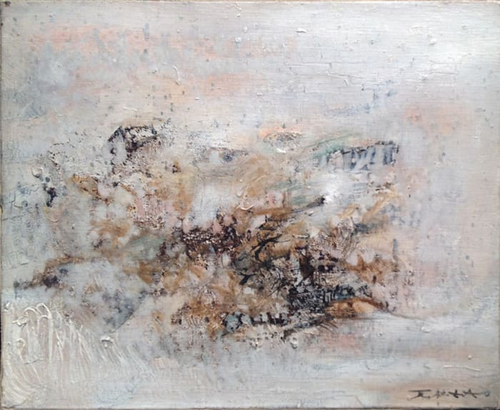 9. 04. 66 by Wou-Ki Zao