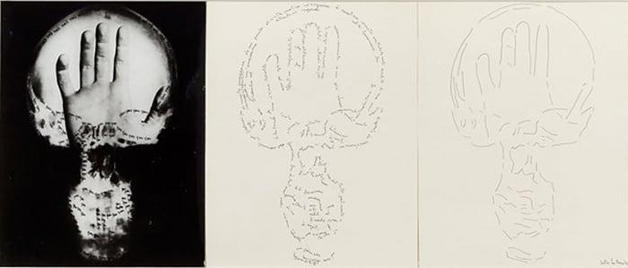 Craniologia by Ketty La Rocca