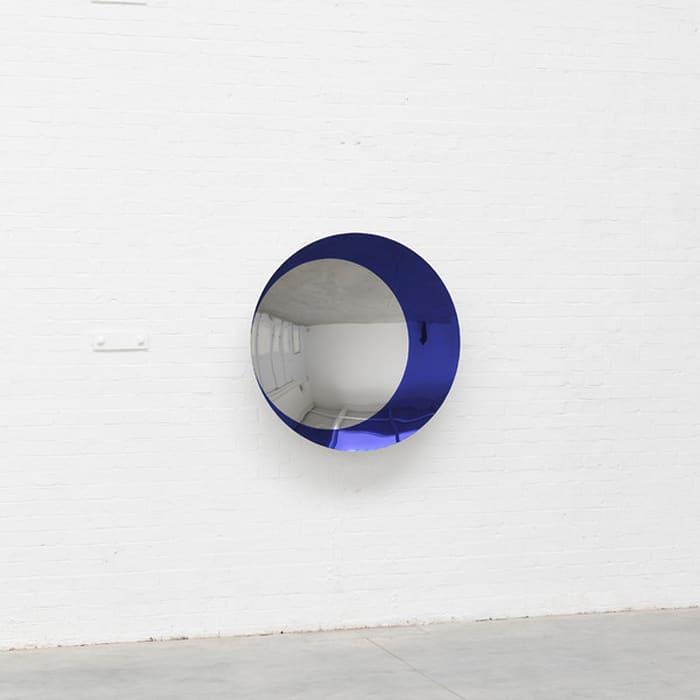 Moon Mirror by Anish Kapoor
