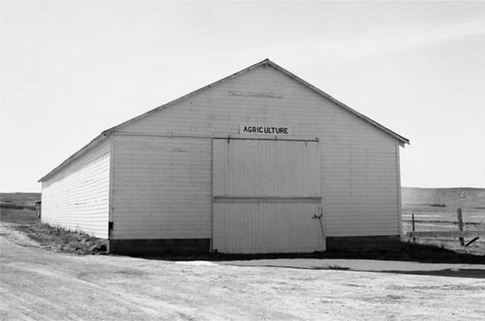 El Paso County Fairground, Calhan, Colorado by Robert Adams