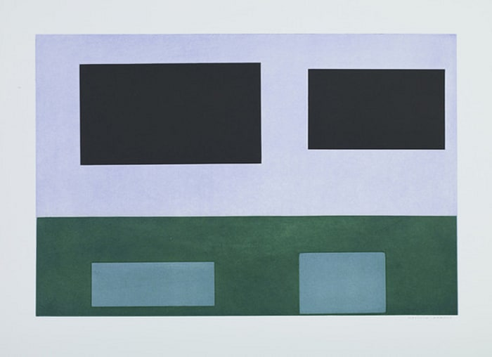Mato, Onda, e Abstrato (Forest, Wave and Abstract) (Untitled 08) by Rodrigo Andrade