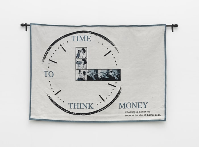 Time to think… money by Amalia Ulman