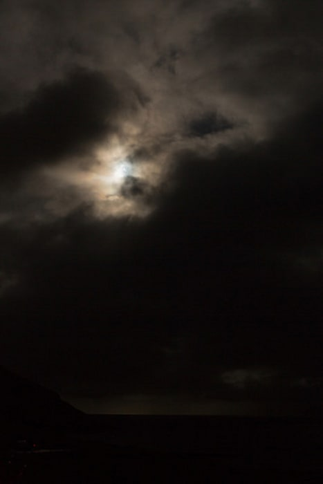 Faroe Nowruz Eclipse A by Wolfgang Tillmans