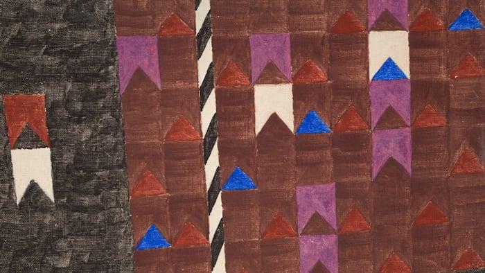 Late 1960 by Alfredo Volpi, João Modé