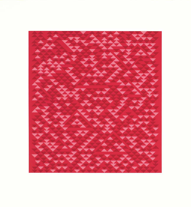 Camino Real by Anni Albers