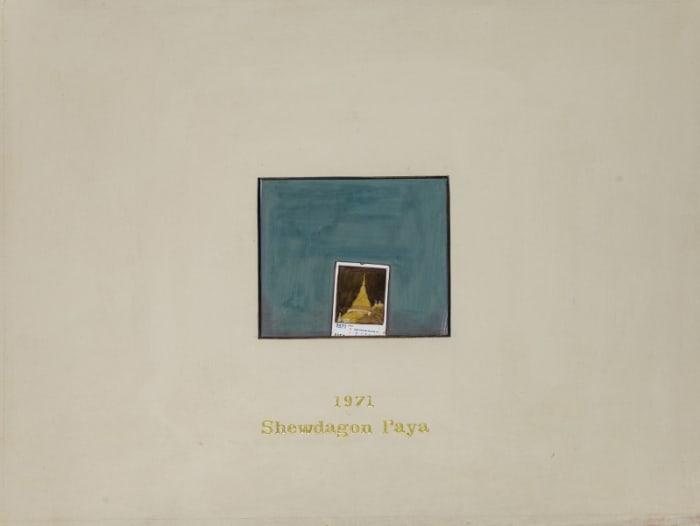 Cini Films: Shewdagon Paya 1971 by Desmond Lazaro