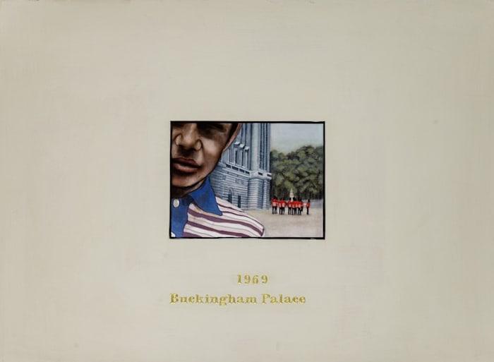 Cini Films: Buckingham Palace 1969 by Desmond Lazaro