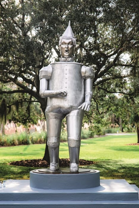 Tin Man of the Twenty-First Century by Coco Fusco