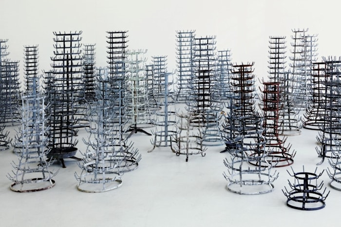 Forest, 2008 - 09 by Bethan Huws
