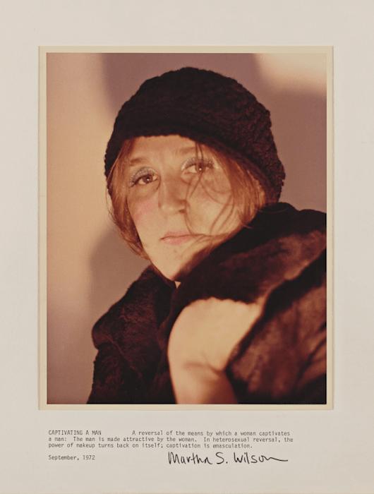 Halifax Collection by Martha Wilson