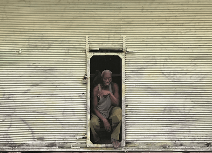 ovoid solitude by Sislej Xhafa