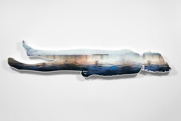 Untitled (sleeping woman) by Doug Aitken