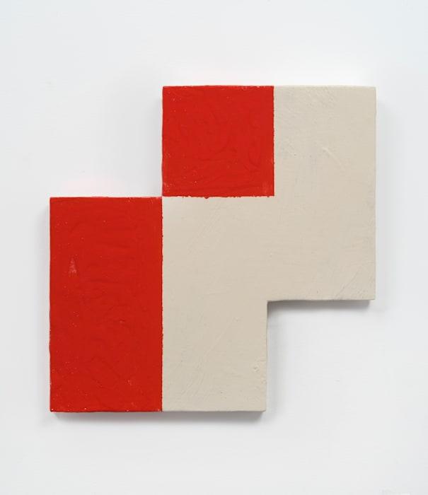 Little Red by Mary Heilmann