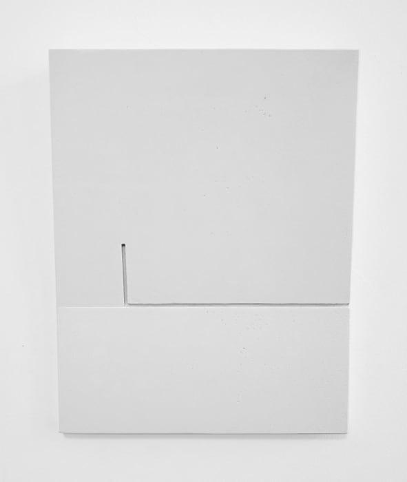 Relief study (Dresden Raum) 1 by Florian Pumhösl