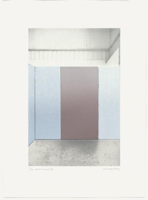 Art School II by Paul Winstanley