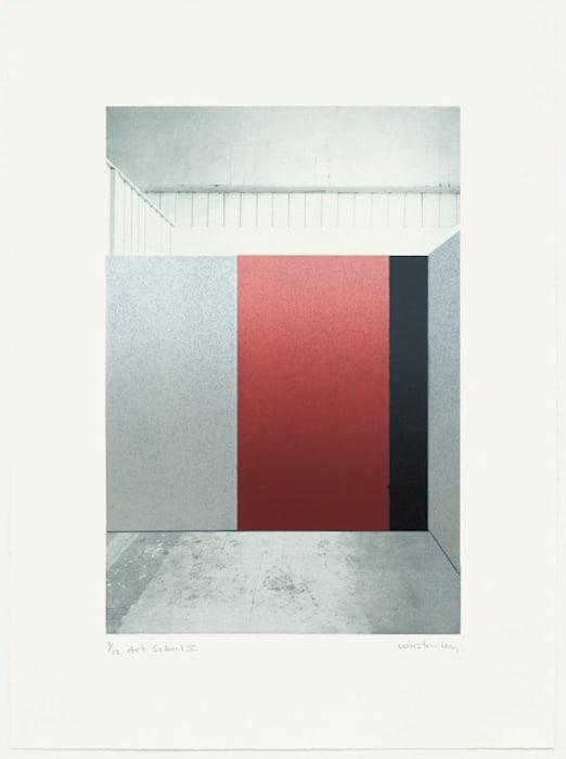 Art School V by Paul Winstanley