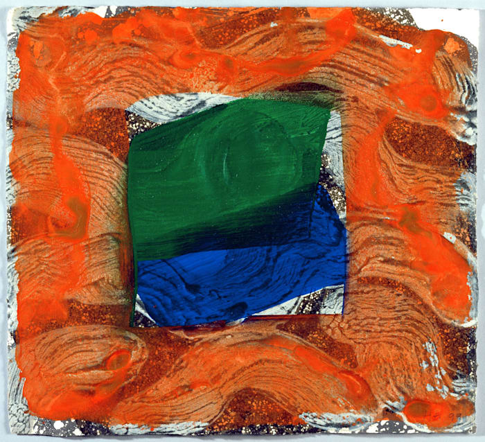 Books for the Paris Review by Howard Hodgkin