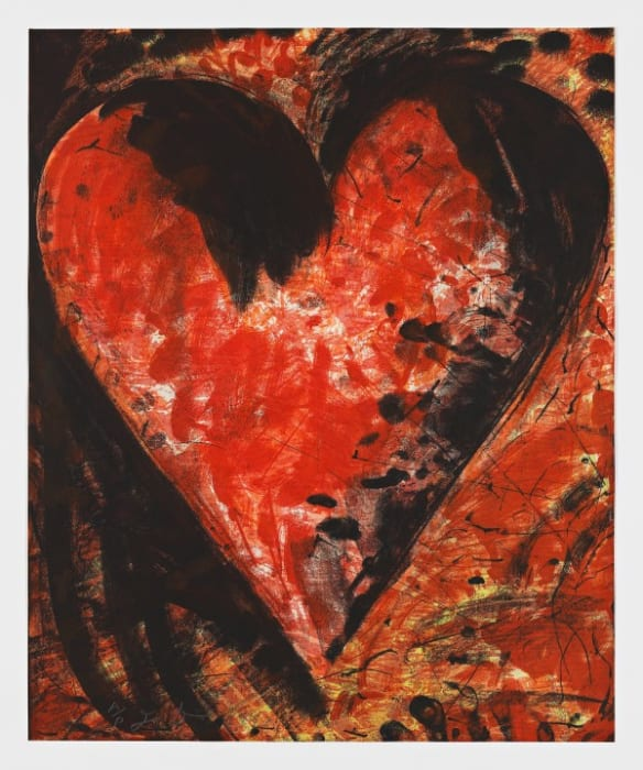 Fresh, French and Beautiful by Jim Dine