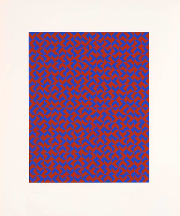 GR I by Anni Albers