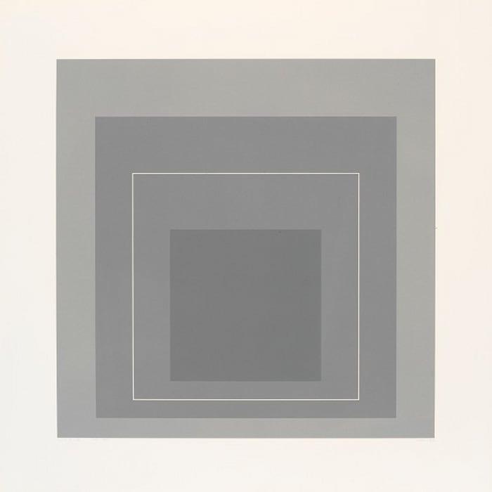 WLS II by Josef Albers