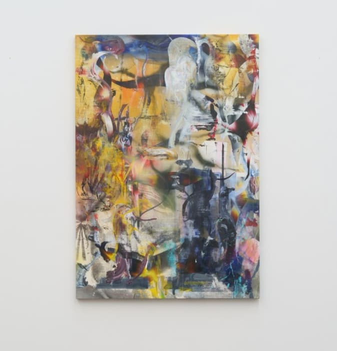 Untitled (the Yin Will) by Liam Everett