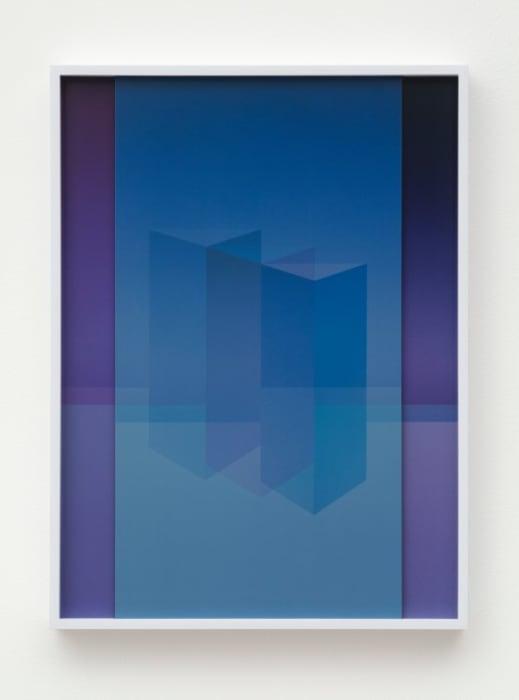 Electric Prisms I by Sara VanDerBeek