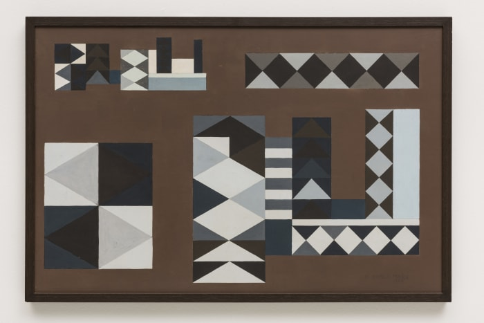 Untitled by Roberto Burle Marx
