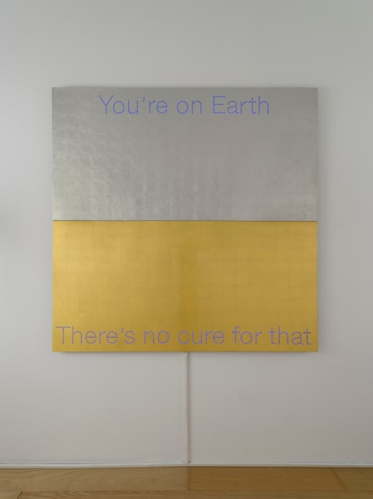 You're on Earth by Nikos Navridis