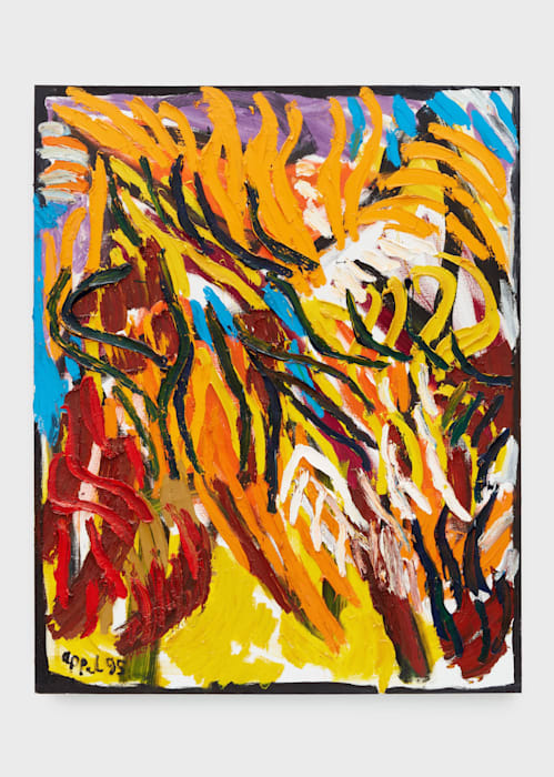 Out of Nature by Karel Appel