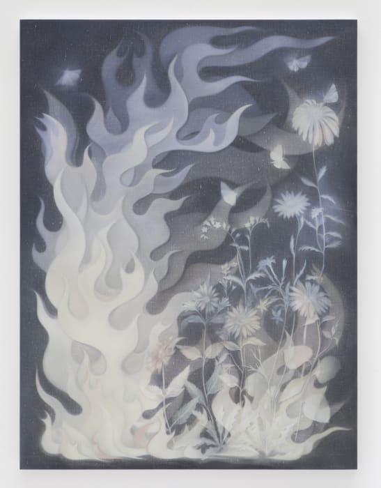 Wildfire, No.4 by Theodora Allen