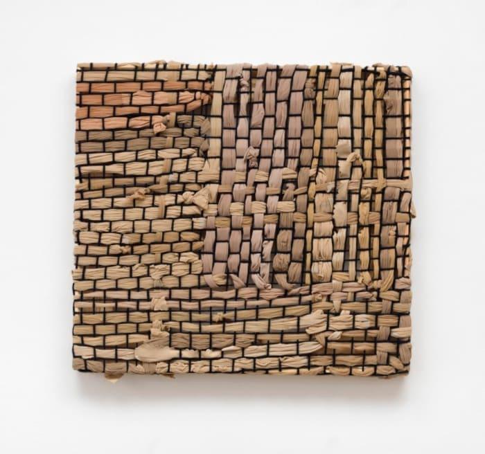 Brickwork (Skin Tones) by Alexandra Bircken