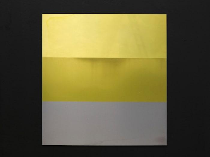 Orasol® Gelb 4GN _ Perlglanz Xirallic® Panthera Silver by Philipp Gufler