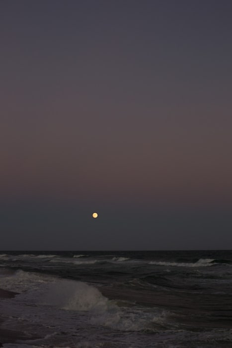 """moonrise October"" by Wolfgang Tillmans"
