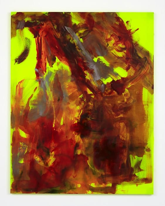 Lion Hunt 17 by Reena Spaulings