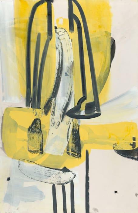 Y5 by Amy Sillman