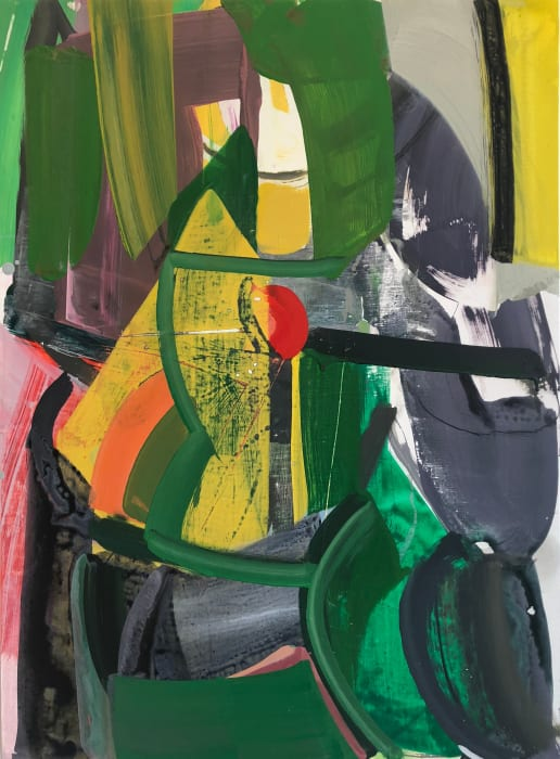 S14 by Amy Sillman
