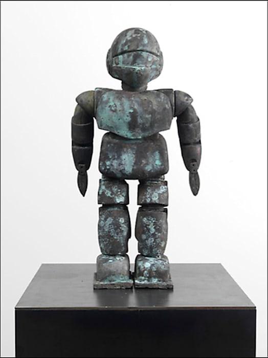 Robot, by Thomas Schütte
