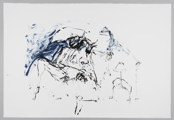 To Be Awake With You by Tracey Emin