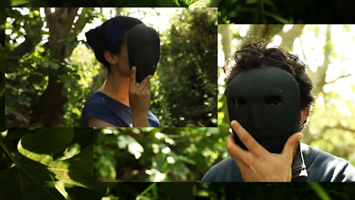 And Yet My Mask Is Powerful by Basel Abbas and Ruanne Abou-Rahme