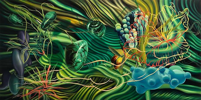 Olive Blanka Volumen by Rodolpho Parigi