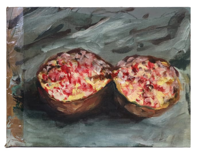 romã [pomegranate] by Eduardo Berliner