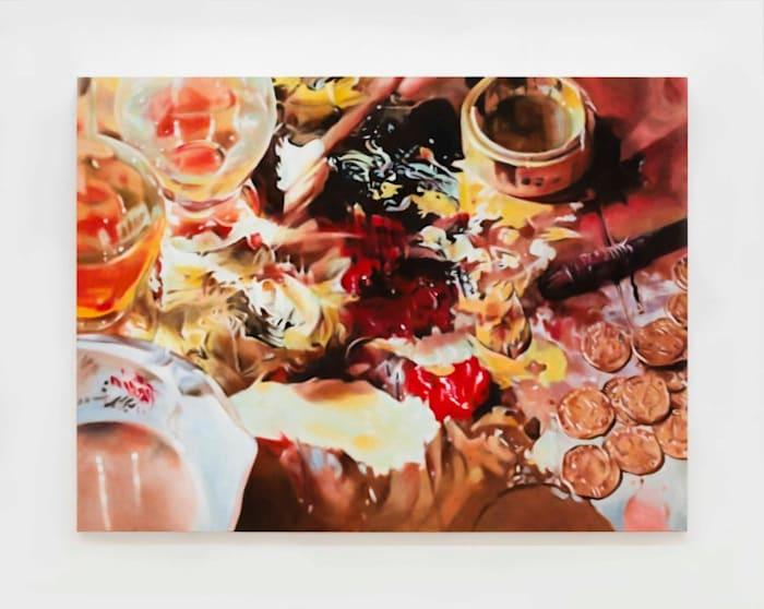 Palette 3 by Judith Eisler