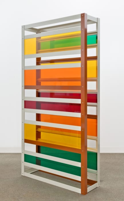 Reflected Screen by Liam Gillick