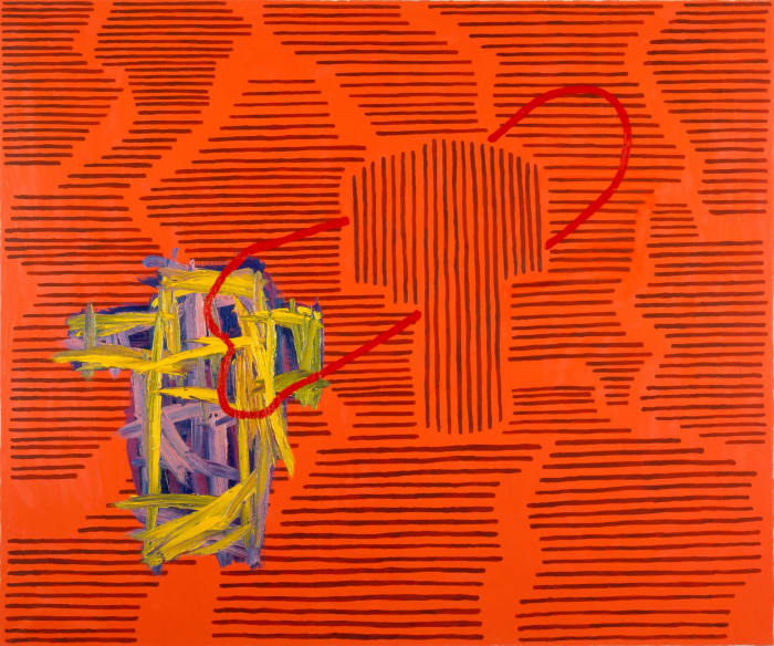 THE ODDNESS FACTOR by Jonathan Lasker