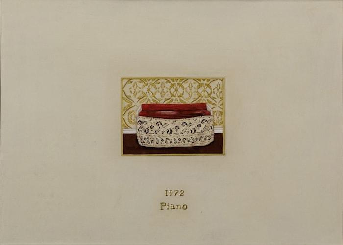 Cini Films: Piano 1972 by Desmond Lazaro