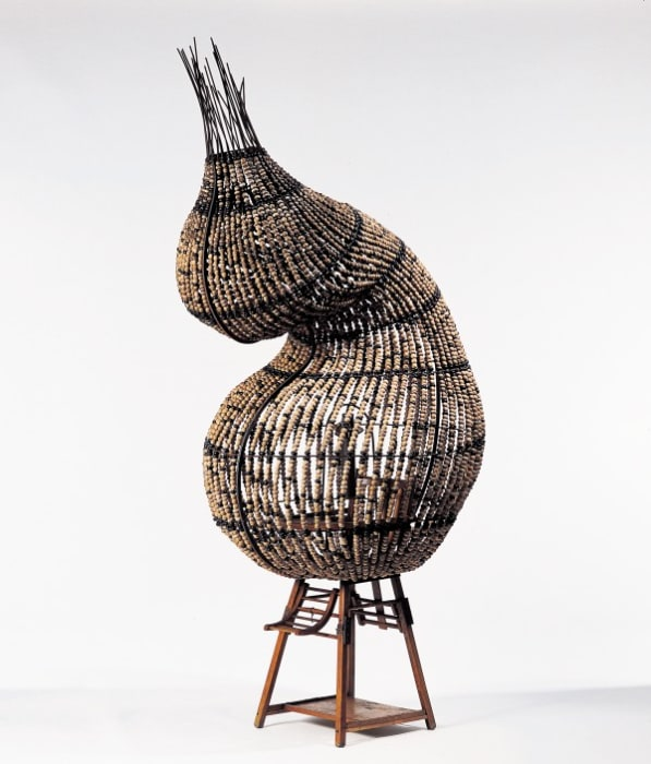 Cocon du Vide by Chen Zhen