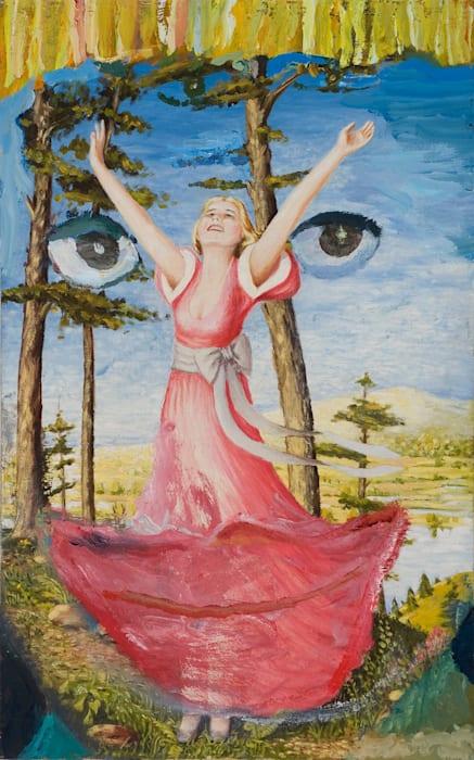 Joy Gaye by Margot Bergman