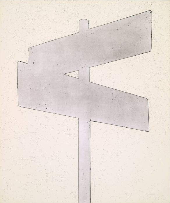 City Space by Ed Ruscha