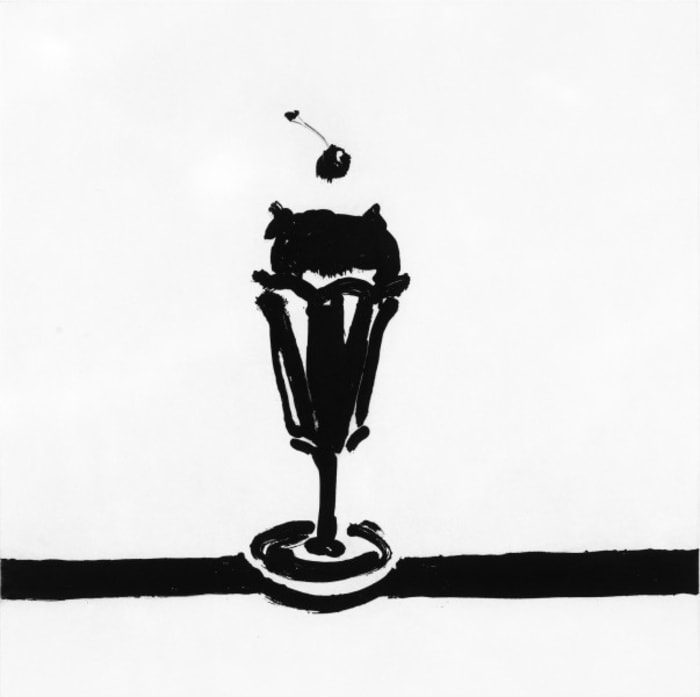 Tulip Sundae by Wayne Thiebaud